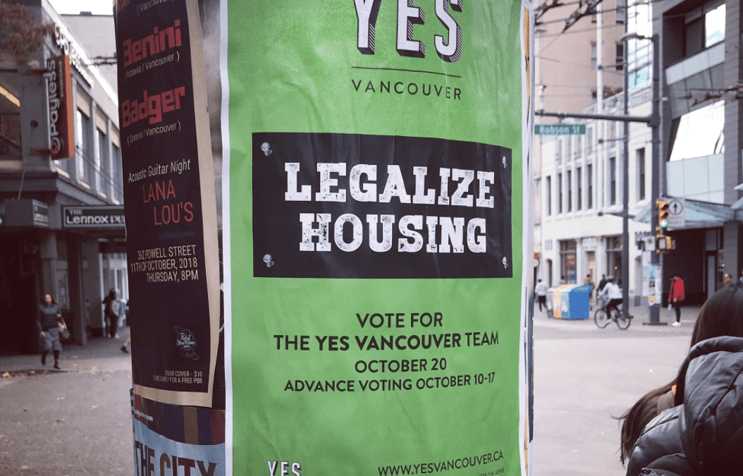 Vancouver election candidates bring forth fresh ideas to shake up the status quo