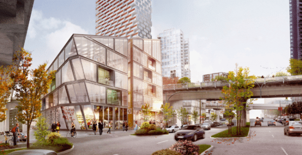 New university campus for 3,400 students to open at Vancouver House (Daily Hive)