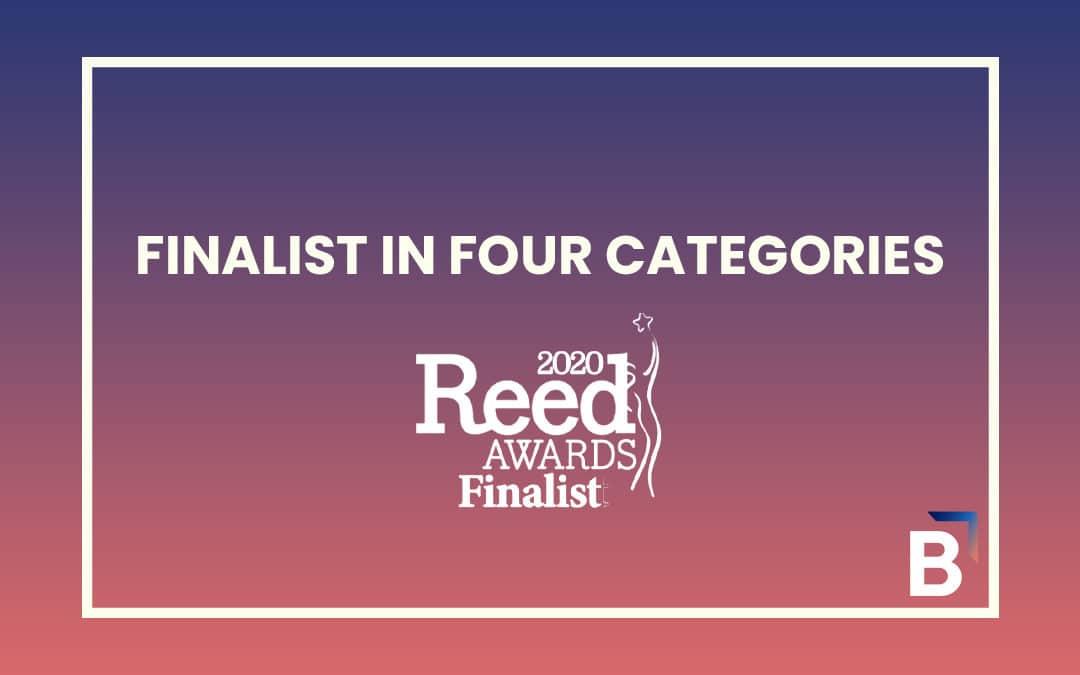 Reed Awards:  Burrard Strategy is finalist for four prestigious awards