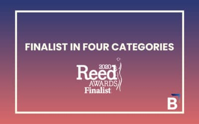 Reed Awards:  Burrard Strategy is finalist for four prestigious awards